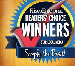 Frisco Enterprise - Readers' Choice Winners 2013